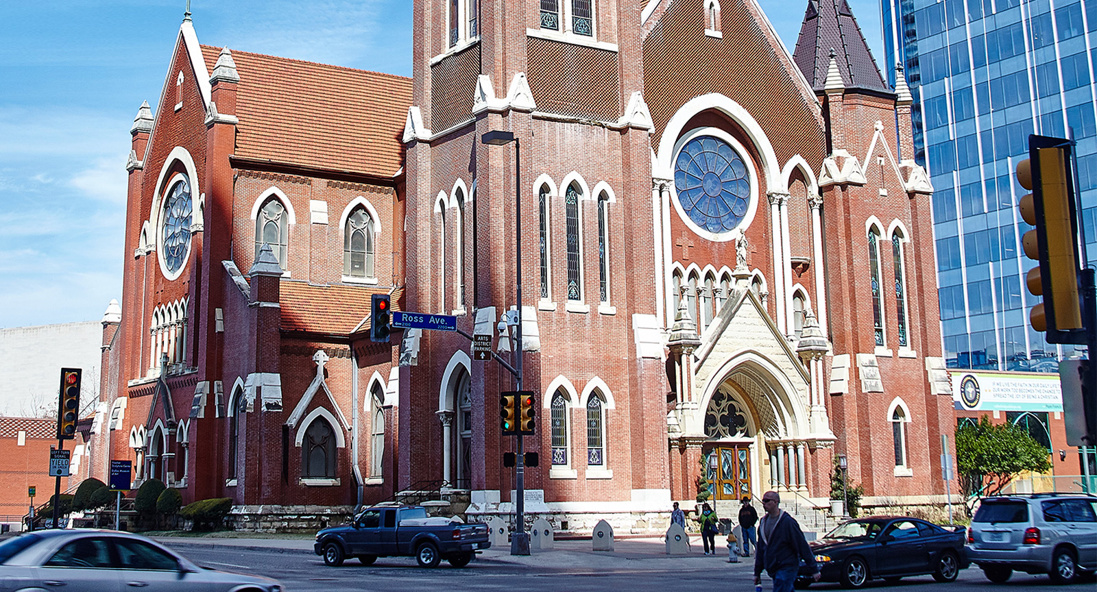 Dallas Arts District Community Cathedral Shrine of the Virgin of Guadalupe
