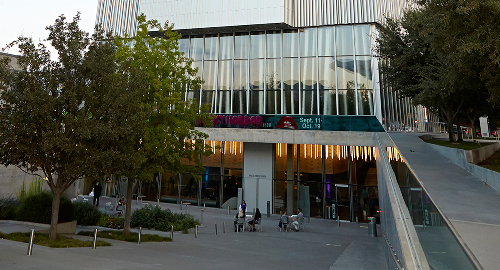 Dallas Arts District Performing Arts Wyly Theater