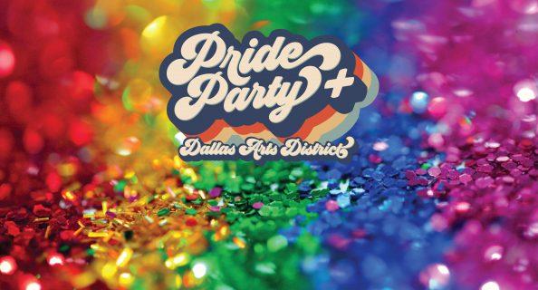Dallas Arts District Block Party