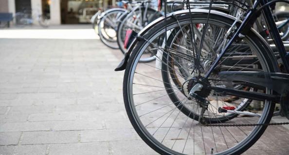 Bike Rack 2 | Klyde Warren Park