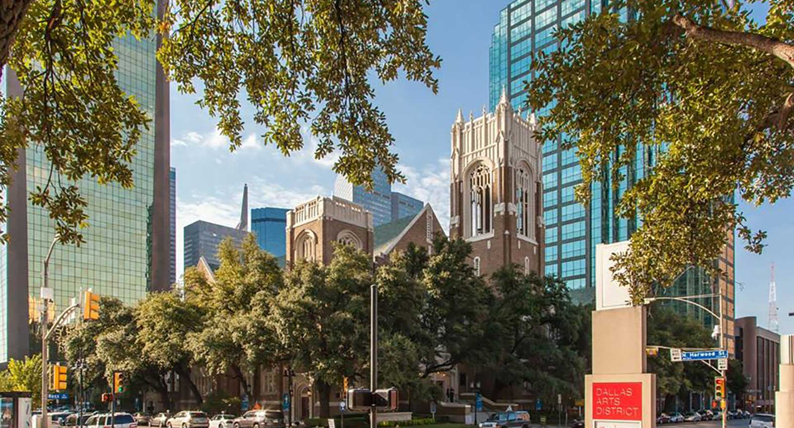 Dallas Arts District First United Methodist Church