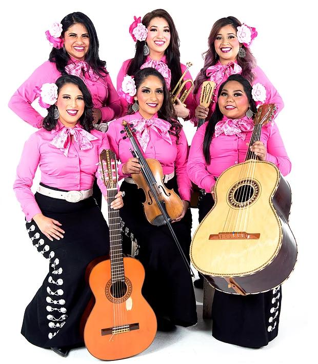 Arts District Showcase at the Meyerson: Mariachi Rosas Divinas