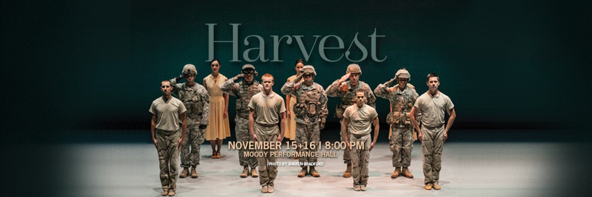 Bruce Wood Dance Presents Harvest