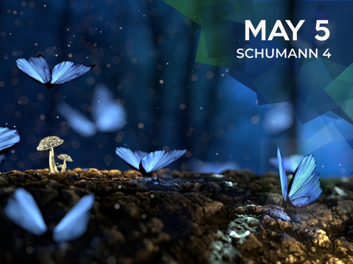 "Dallas Chamber Symphony presents ""Schumann 4"""