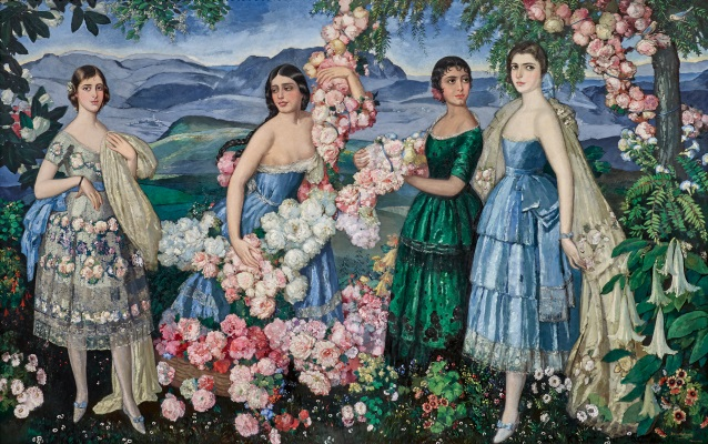 Flores Mexicanas: Women in Modern Mexican Art