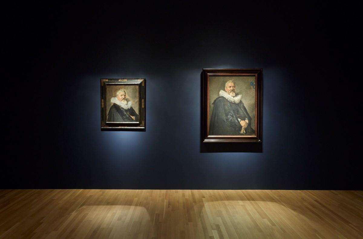 Frans Hals: Detecting a Decade