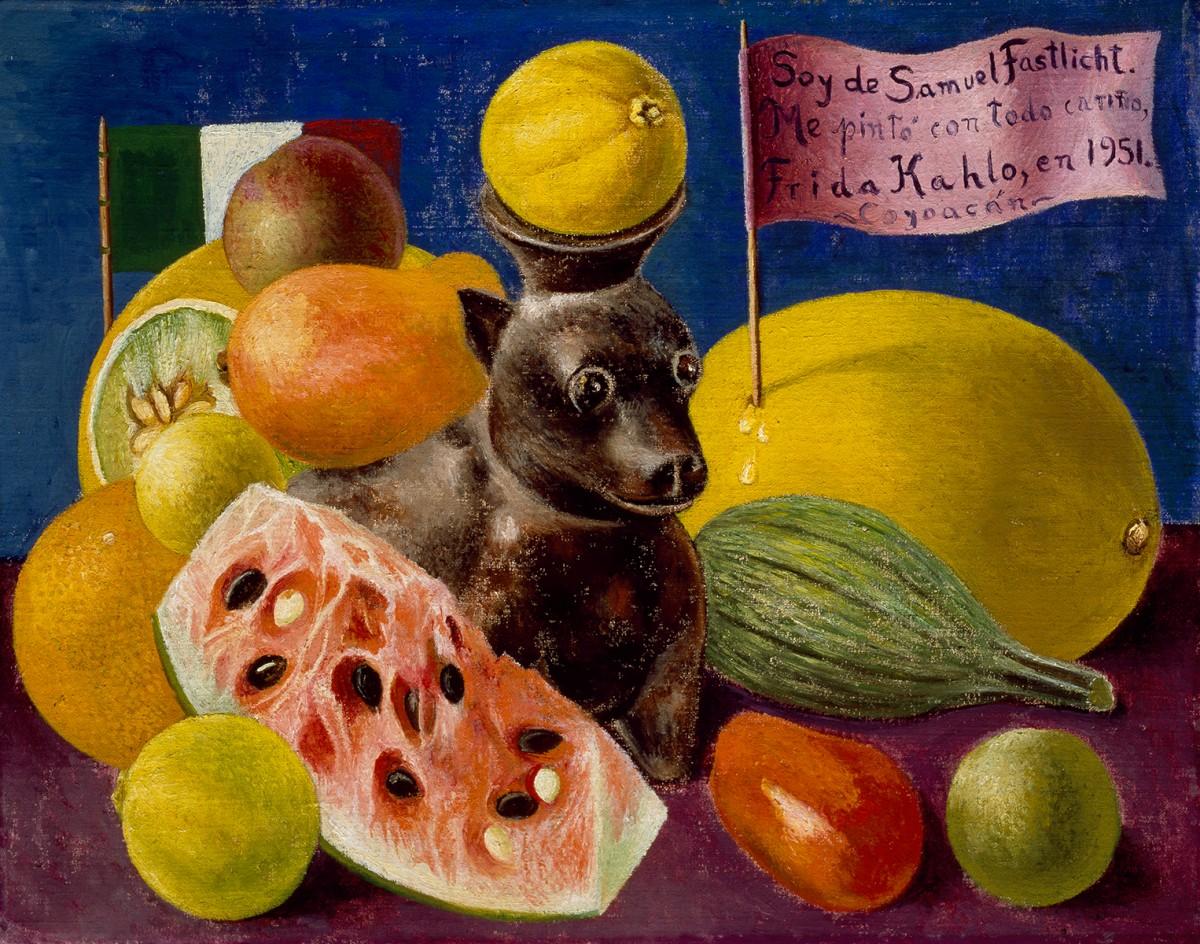 Frida Kahlo: Five Works