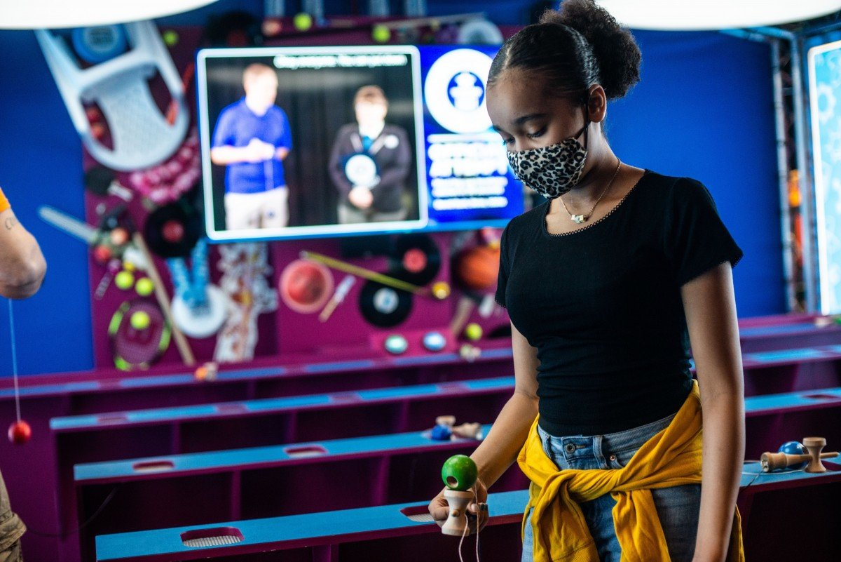 The Science of Guinness World Records Exhibition