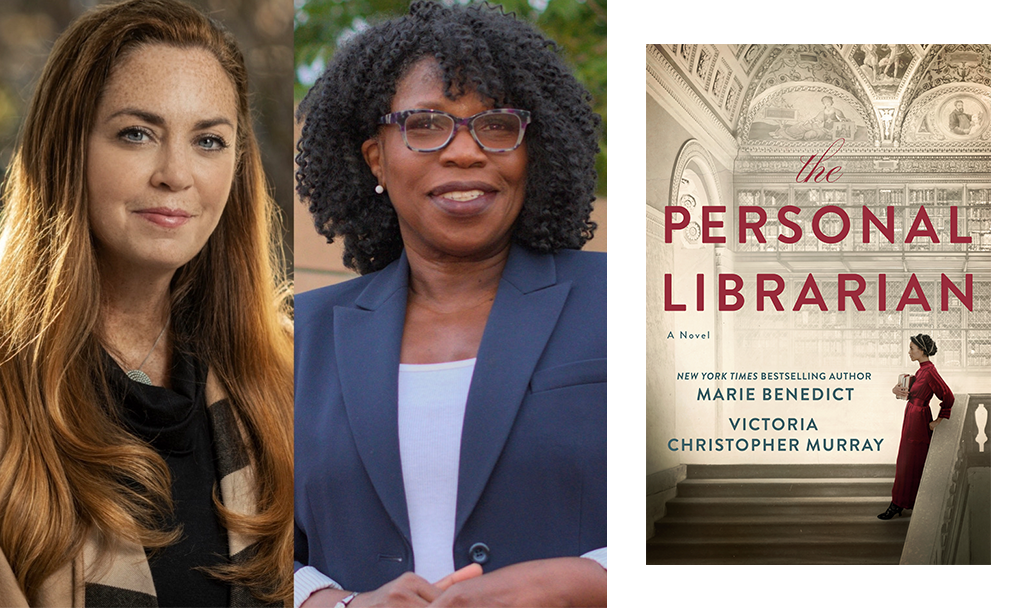 Arts & Letters Live Virtual Event: Marie Benedict & Victoria Christopher Murray
