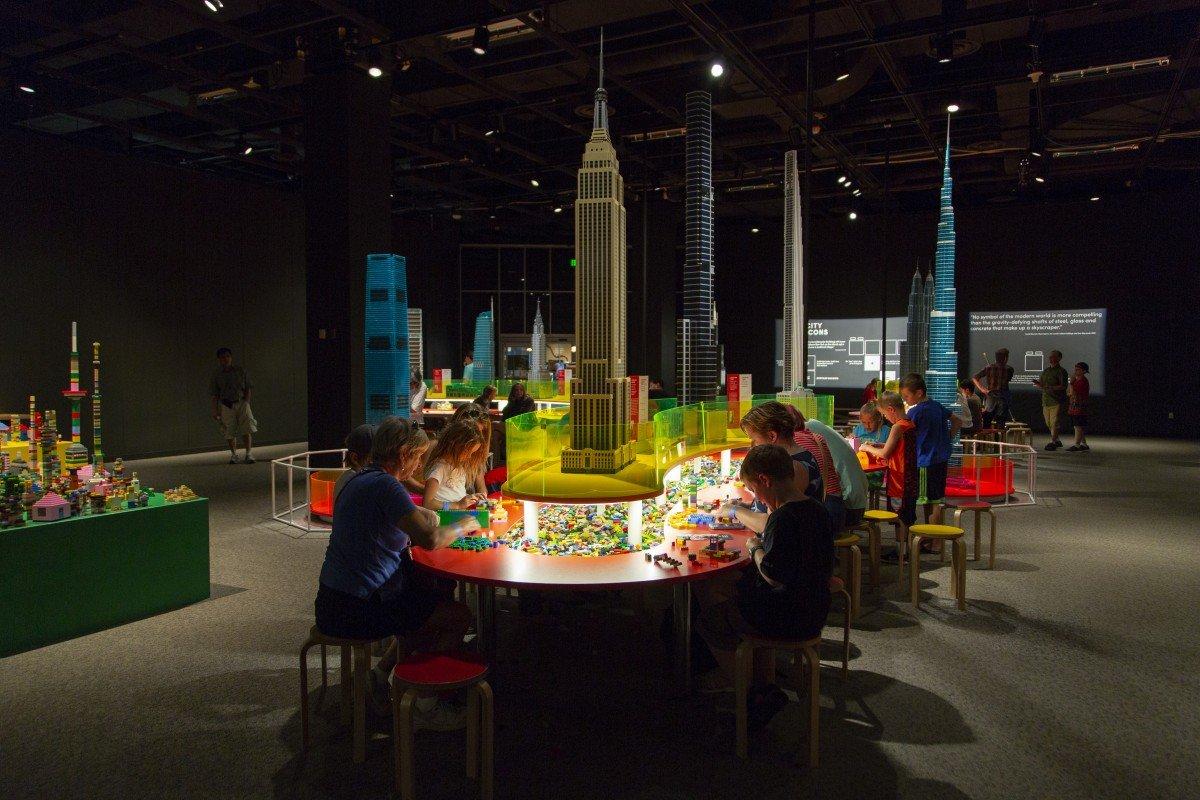 Towers of Tomorrow with LEGO® Bricks