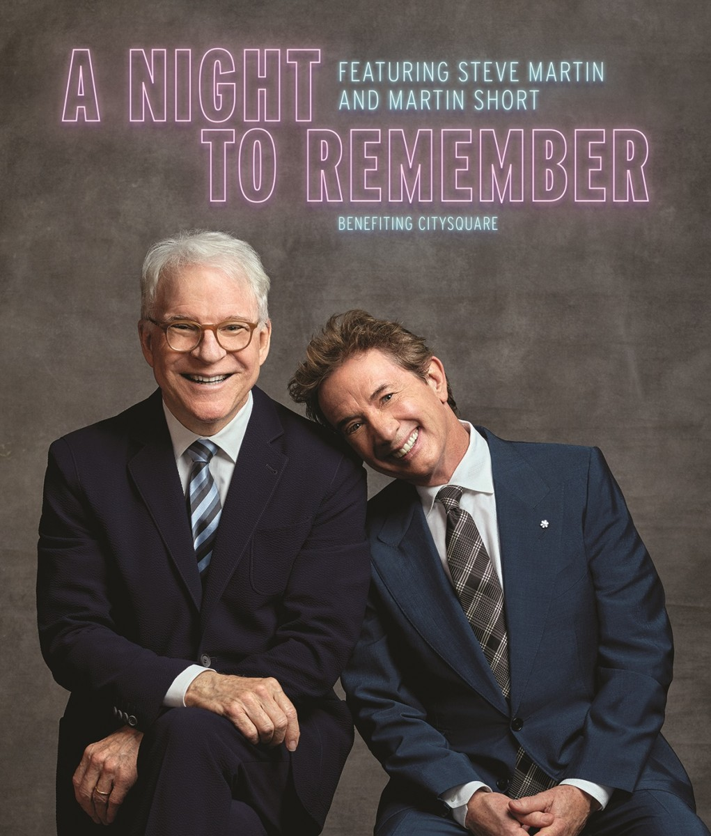 A Night to Remember featuring Steve Martin and Martin Short