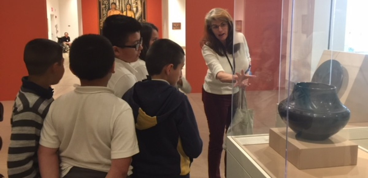 Become a DMA Docent!