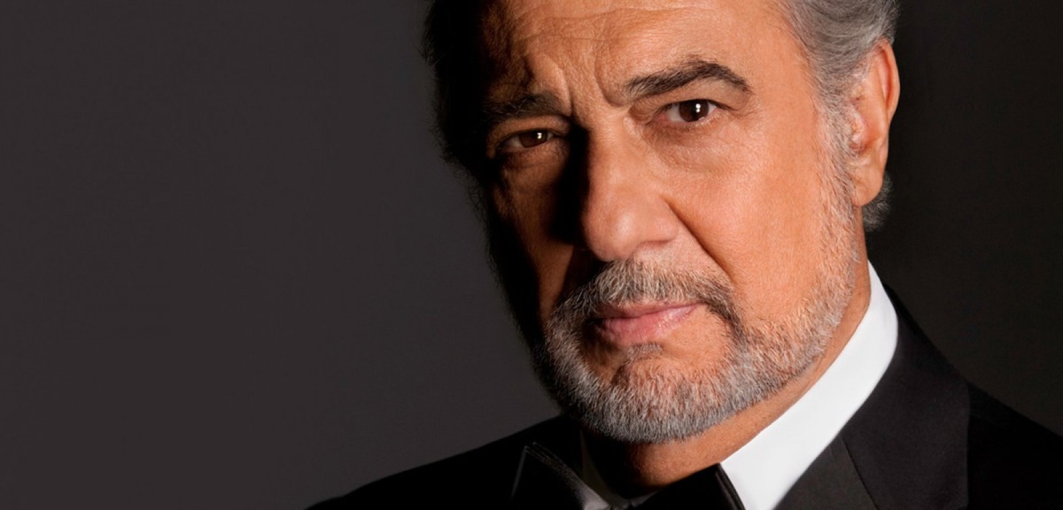 Plácido Domingo In Concert